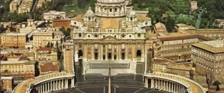 На площади Святого Петра в Риме установят душ