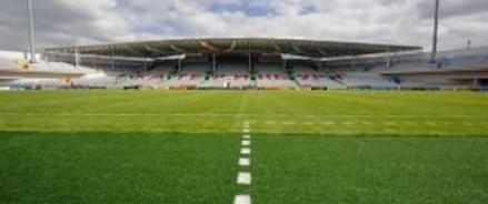 Главный футбольный стадион в Екатеринбурге готовят к Чемпионату мира — 2018