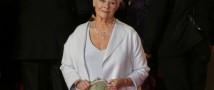 Актриса Джуди Денч празднует восьмидесятилетие