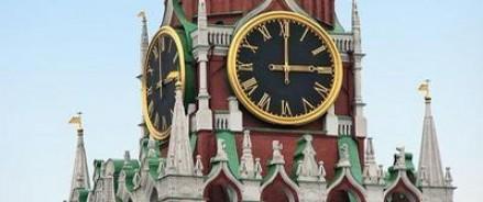 В новогоднюю ночь россияне не услышат боя курантов