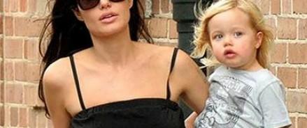 Шайло Джоли-Питт появилась на премьере фильма своей матери