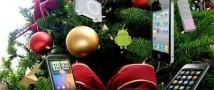 Россияне включили смартфоны в Топ-10 популярных новогодних подарков