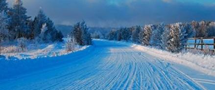 Часть российских автомобильных дорог зимой останутся под снегом