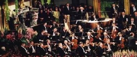 В Вене на основном Рождественском концерте была исполнена русская песня о елочке