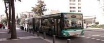 В Израиле синий цвет волос помешал девушке воспользоваться автобусом
