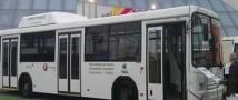 По улицам Ярославля проехал первый в России электробус