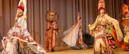 На конкурсе «Этно-Эрато» лучшими признаны камчатские костюмы из рыбьей кожи