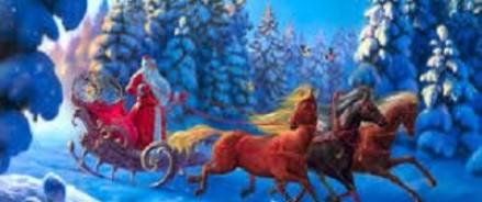 Российские дома Деда Мороза