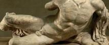 В Эрмитаже выставили скульптуру Персефона, которую Британский музей впервые согласился передать