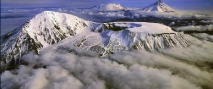 На Камчатке возрастает активность проснувшегося вулкана