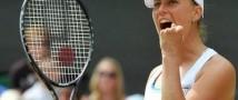 Известная теннисистка Мария Шарапова отправилась в третий этап Автрэлиен Опэн