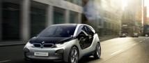 Электромобили BMW смогут получать энергию от солнца