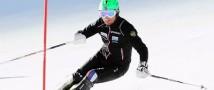 Спортсмен – горнолыжник А. Хорошилов первым в истории России выиграл этап Кубка мира