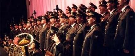 Ансамбль песни и пляски Российской армии выступит в самой большой синагоге Европы