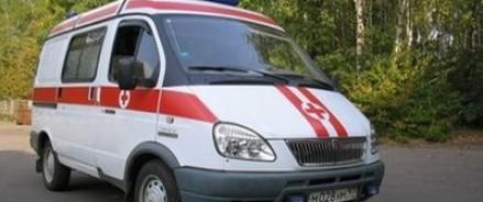 В Забайкалье трое пьяных хулиганов угнали и подожгли автомобиль скорой помощи