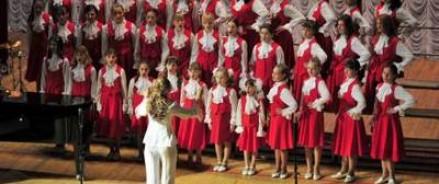 Более тысячи детей приезжают в Петербург на хоровые соревнования