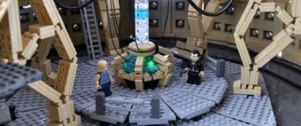 Для поклонников сериала «Доктор Кто» будет создан уникальный набор LEGO