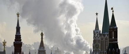 Из-за чего задыхается Москва?