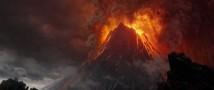 Началось извержение вулкана, у подножия которого снимали сцены «Властелина колец»