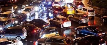 Иномарки вытесняют российские автомобили