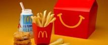 В американские MacDonald's перестанут закупать выращенную на антибиотиках курятину