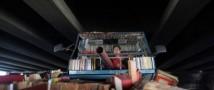 Житель Аргентины создал «танк-библиотеку», чтобы привить молодежи любовь к чтению