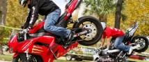 15 марта – день соревнования по стантрайдингу в мотошколе МосМото