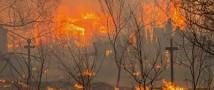 МЧС справились с пожарами в Хакасии