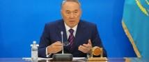 Нурсултан Назарбаев вновь стал президентом Казахстана