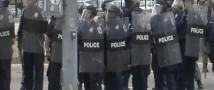 Беспорядки в Балтиморе не утихают