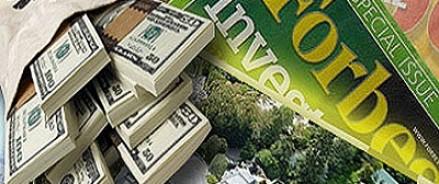 Forbes представил рейтинг самых богатых людей России
