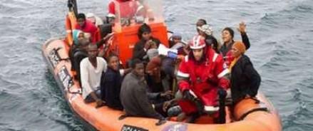 В Средиземном море в результате кораблекрушения погибли четыреста мигрантов