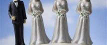 Полигамия повышает риск болезни сердца мужей