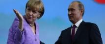 10 мая Меркель проведет переговоры с Путиным