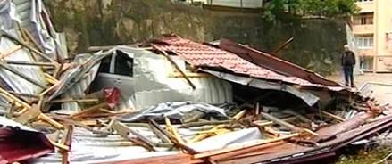 56 регионов России пострадали от урагана