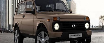 Внедорожник нового поколения Lada 4х4 выйдет на рынок в 2018 году