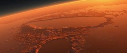 Создатели «Вия» готовят фильм о первом человеке на Марсе