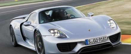 В России купили суперкар Porsche за 1 миллион евро