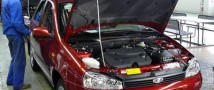 АвтоВАЗ собирается выпустить модель Lada Kalina, оснащенную «роботом»
