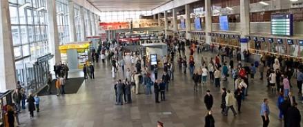 На Курском вокзале обнаружена граната