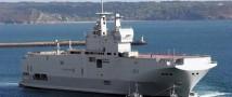 Французы намерены разорвать контракт по «Мистралям»