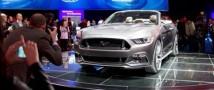 Летом в Россию приедет новый Ford Mustang