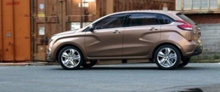 В Тольятти начали испытания новой Lada Xray