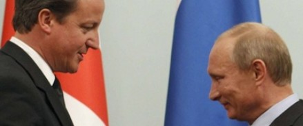 Владимир Путин созвонился с Дэвидом Кэмероном