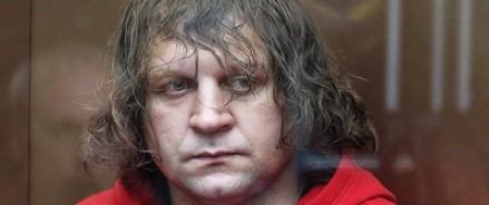 Суд приговорил борца Александра Емельяненко к 4,5 годам тюрьмы