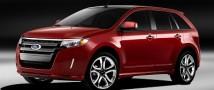 Кроссовер Ford Edge официально попрощался с российским рынком