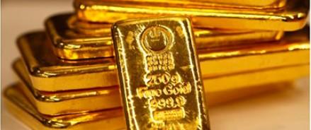 В России упал спрос на золото