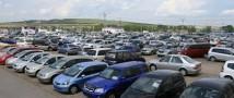Цены на подержанные автомобили продолжают падать