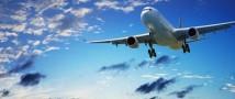 Самолет совершил аварийную посадку в Южно-Сахалинске