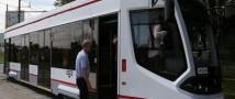 В столице РФ вдвое увеличится количество трамваев нового поколения